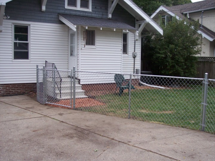 Des Moines Fence Repair Waddill Services Llc Photos Of Our